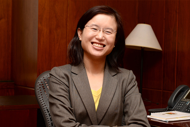 <strong>Cindy Chen</strong><br /> Chief of Staff