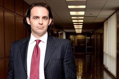 <strong>Benjamin Polk</strong><br /> Justice Deputy