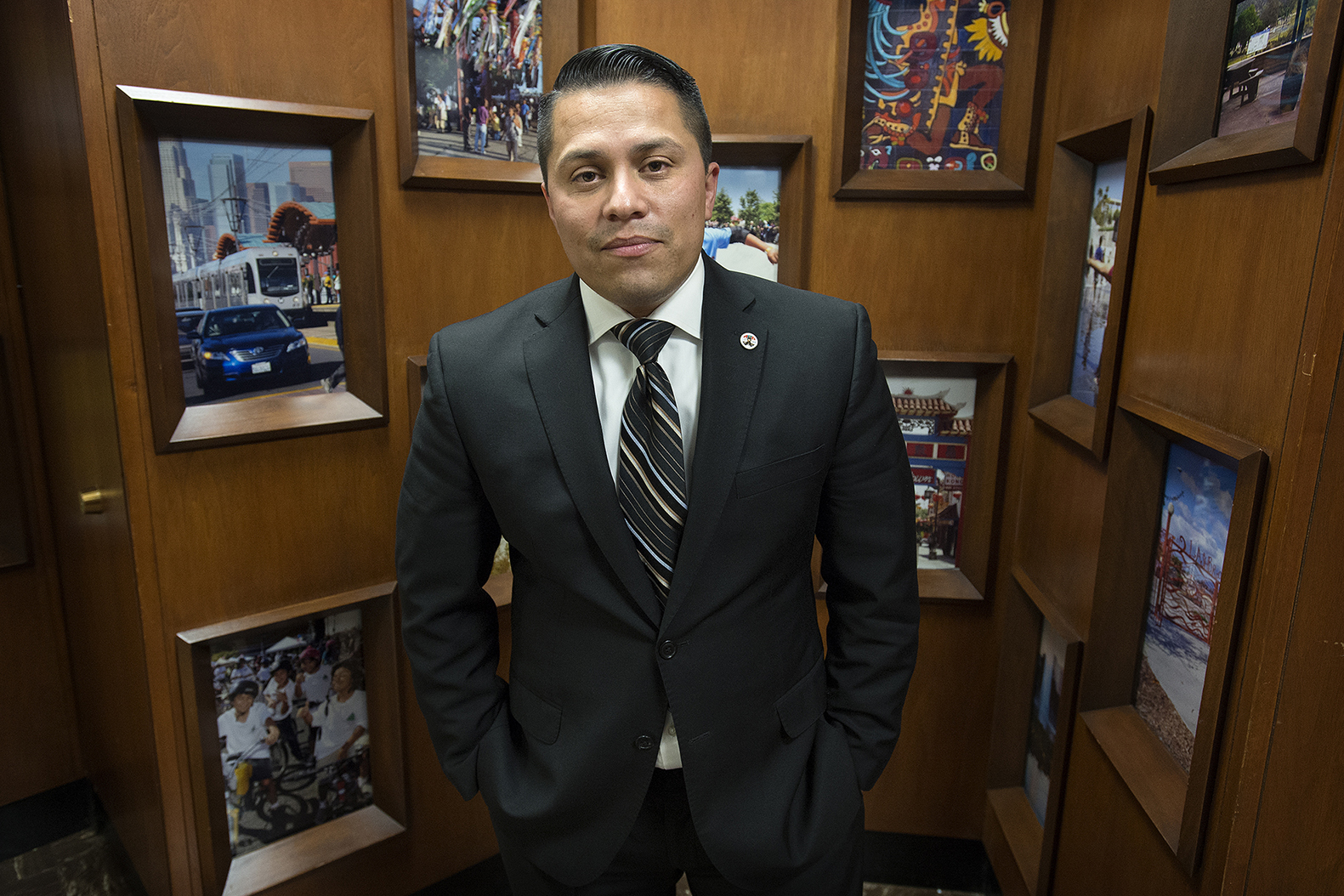 <strong>Joseph Martinez</strong><br /> District Director