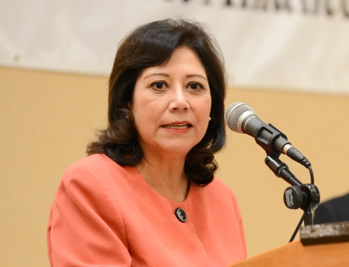 Supervisor Hilda L. Solis Explains Minimum Wage Action on KNX Radio Business Hour