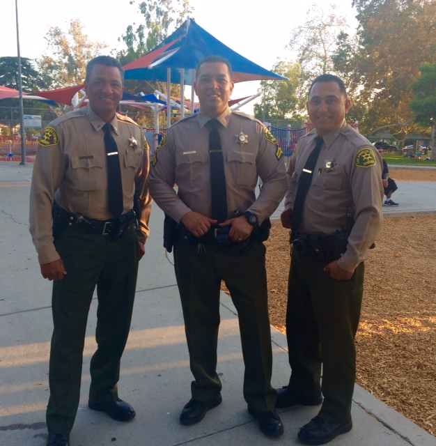 Public Health Service District San Francisco Citizen: Welcoming New Area Lieutenant To Unincorporated Puente