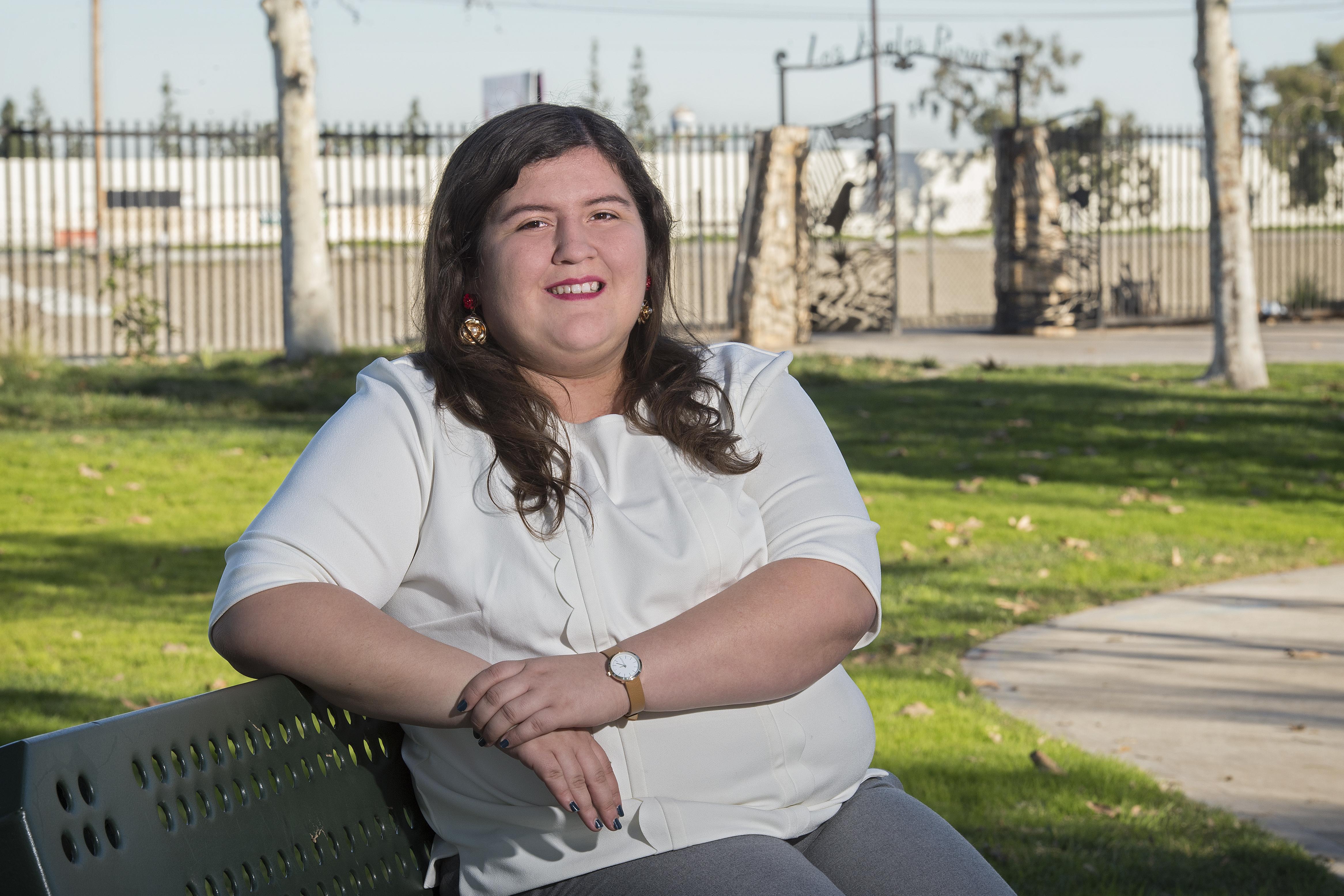<strong>Elizabeth Alcantar</strong><br /> Field Deputy