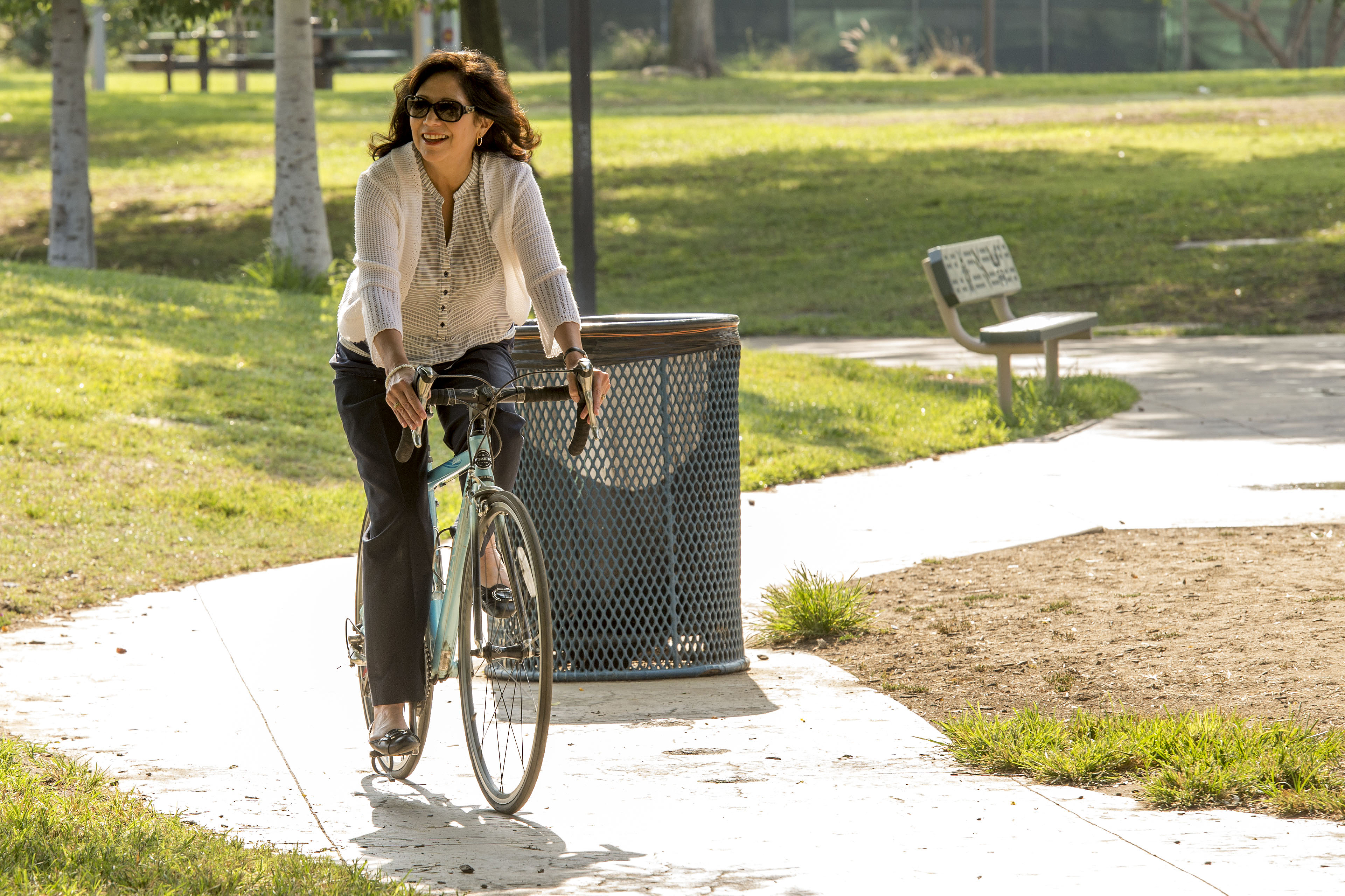 "Supervisor Solis Moves Forward in Improving ""Greenway"" Access"