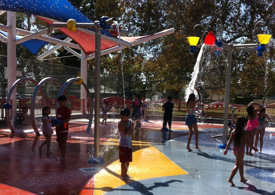 Supervisor Solis Grants $1.5 Million to Complete Whittier Narrows Splash Pad Project