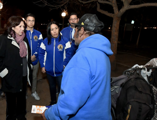 Supervisor Hilda L. Solis on the 2018 Homeless Count Results by the Los Angeles Homeless Services Authority (LAHSA)