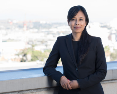 <strong> Hina Sheikh</strong><br /> Economic and Workforce Development Deputy