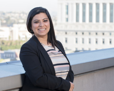 <strong>Rohini Khanna</strong><br /> Justice Deputy