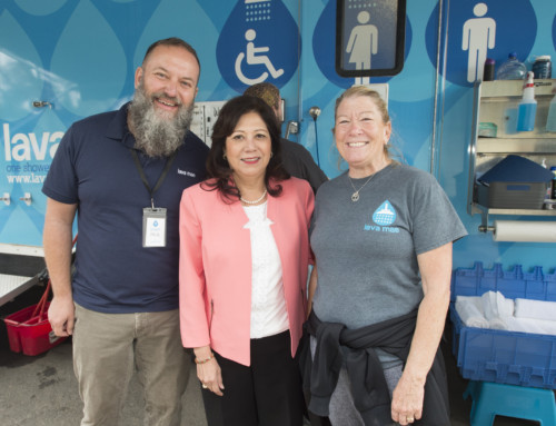 Following Successes of Initial Pilot, Supervisor Solis Leads Expansion of Mobile Showers Program