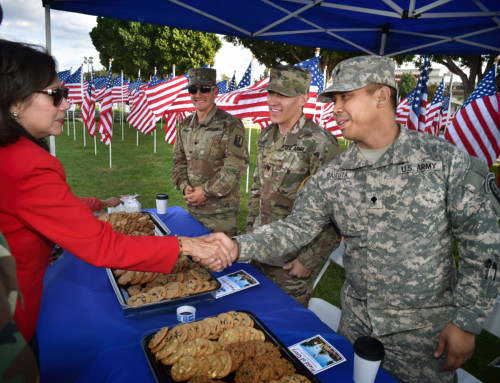 Supervisor Hilda L. Solis' Statement on Honoring Military Vets on Veterans Day with a Fee Waiver