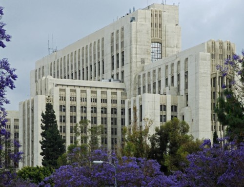 Los Angeles County to Study Feasibility of Re-adapting LAC+USC General Hospital for Low-Income Housing
