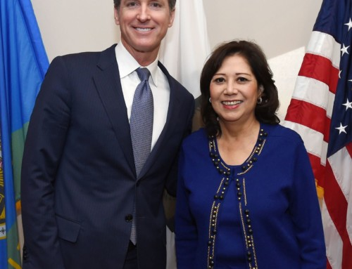 Supervisor Hilda L. Solis' statement on her appointment as one of Governor-elect Gavin Newsom's 'All in California' Ambassadors