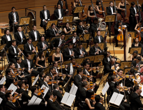 Pomona – LA Phil Hosts Free Concert featuring the Simón Bolívar Orchestra of Venezuela