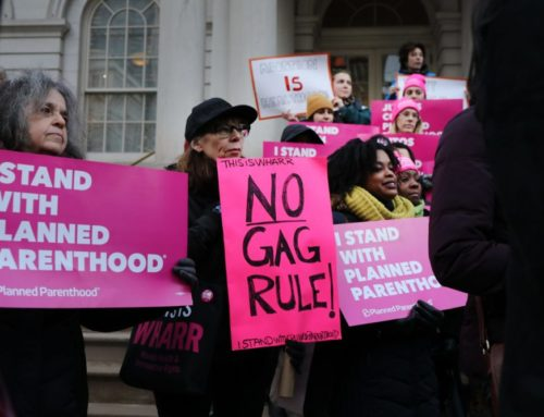 LA County to join fight supporting women's health, against 'domestic gag rule'