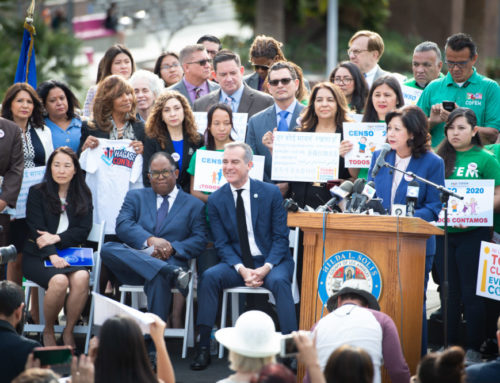 LA County Rallies for Census 2020 Call to Action Day to Ensure that Everyone Counts