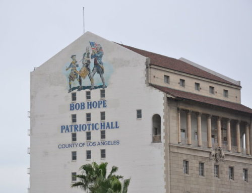 Supervisor Solis Drives Innovative Housing Proposal at Bob Hope Patriotic Hall Parking Lot
