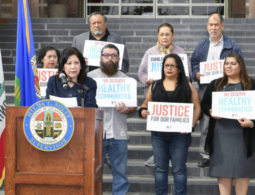 LA County and District Attorney Jackie Lacey Jointly Sue Trucking Company for Illegally Hauling Hazardous Waste from Exide