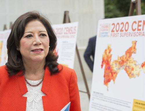 La declaración de la Supervisora Solis en respuesta de la decisión de SCOTUS sobre la cuestión de ciudadanía en el Censo 2020