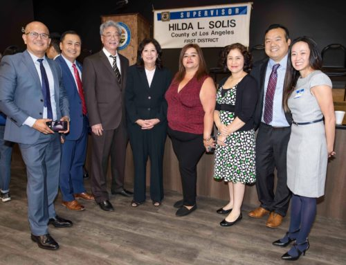 Supervisor Solis Discusses the Importance of the 2019 San Gabriel Valley Business Expo on 'Radio K 1230AM'