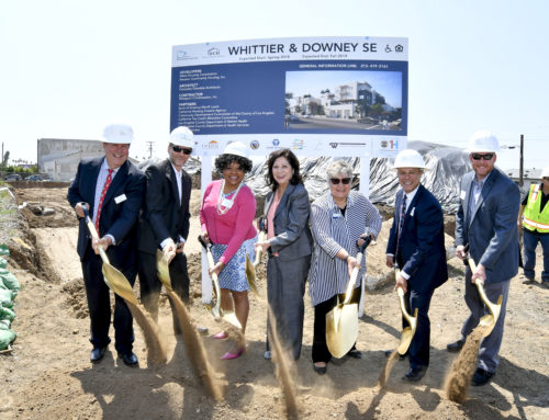 Supervisor Solis' statement on Board's approval of a $17 million affordable housing project in East Los Angeles