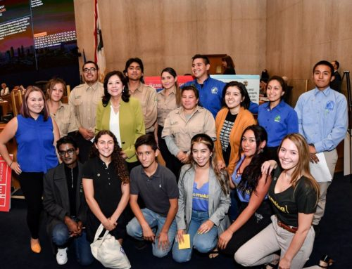 Supervisor Solis' statement on creating an LA County Youth Climate Commission