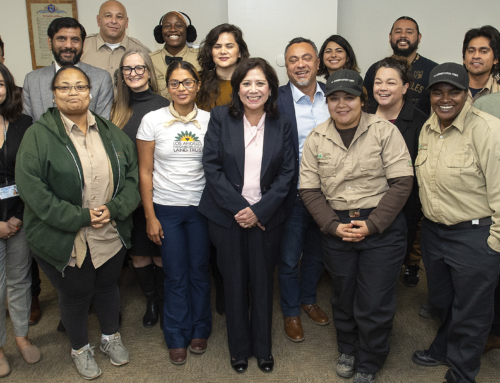 Supervisor Solis' statement on the prioritization of $41 million in state funding for disadvantaged communities
