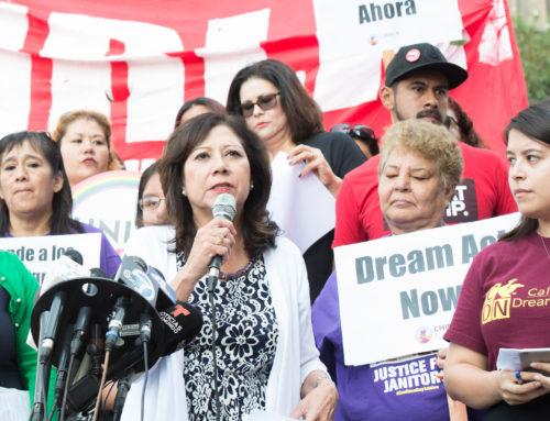 LA County Supervisor Hilda L. Solis' Statement in Support of DREAMers