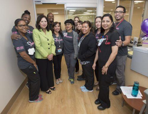 El Condado de Los Ángeles aprueba $68.4 millones para la Construcción de la Villa de Cuidado Restaurativo en el Centro Médico de LAC + USC