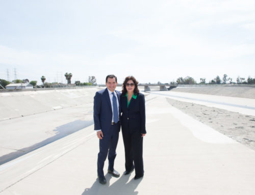 LA County Supervisor Hilda L. Solis' Statement on Metro Launching a Feasibility Study of LA River/Rio Hondo Station