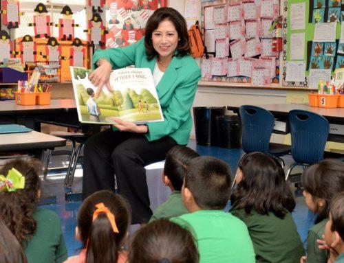 LA County to Explore Providing Child Care at County Libraries