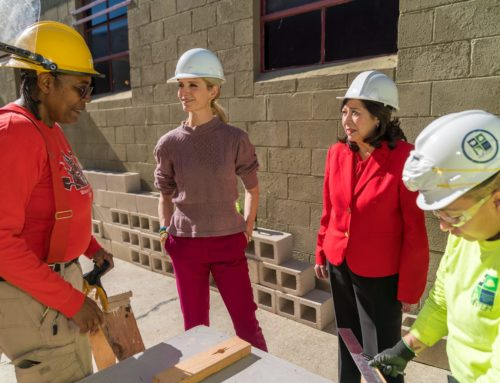 Supervisor Solis' Statement on LA County Developing a Network of Apprenticeship Programs to Promote Equity in the Workforce