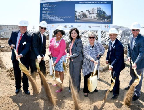 Supervisor Solis statement on the Board's approval of a permanent supportive housing project in Claremont