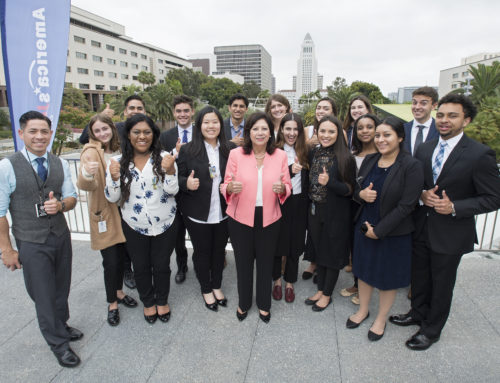 LA County to Identify Funding to Continue Offering Young People Work Experience through Youth@Work