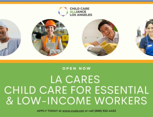 LA County Supervisor Hilda L. Solis Announces New Child Care Program for Essential Workers