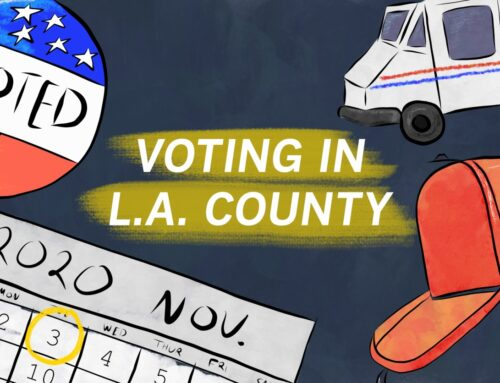 LA County Celebrates National Voter Registration Day