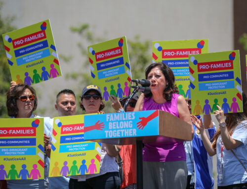 Los Angeles County to Reunite Children and Families Separated at the U.S. Border at Supervisor Solis' Direction