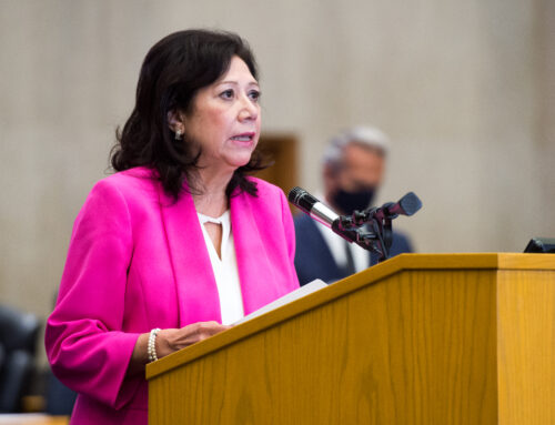 Approval of Los Angeles County's Second CARES Act Supplemental Spending Plan at Supervisor Solis' Direction