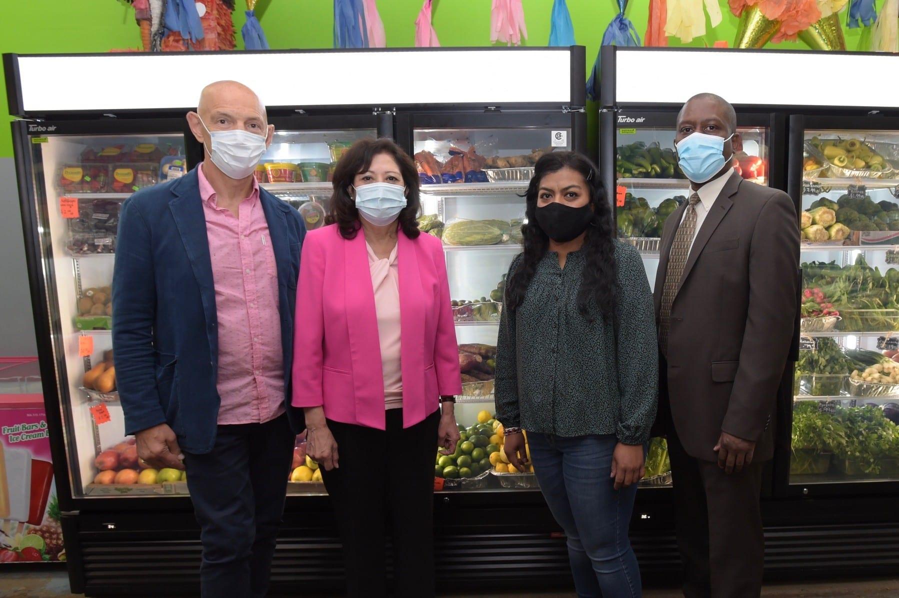 Healthy Stores Refrigeration Program