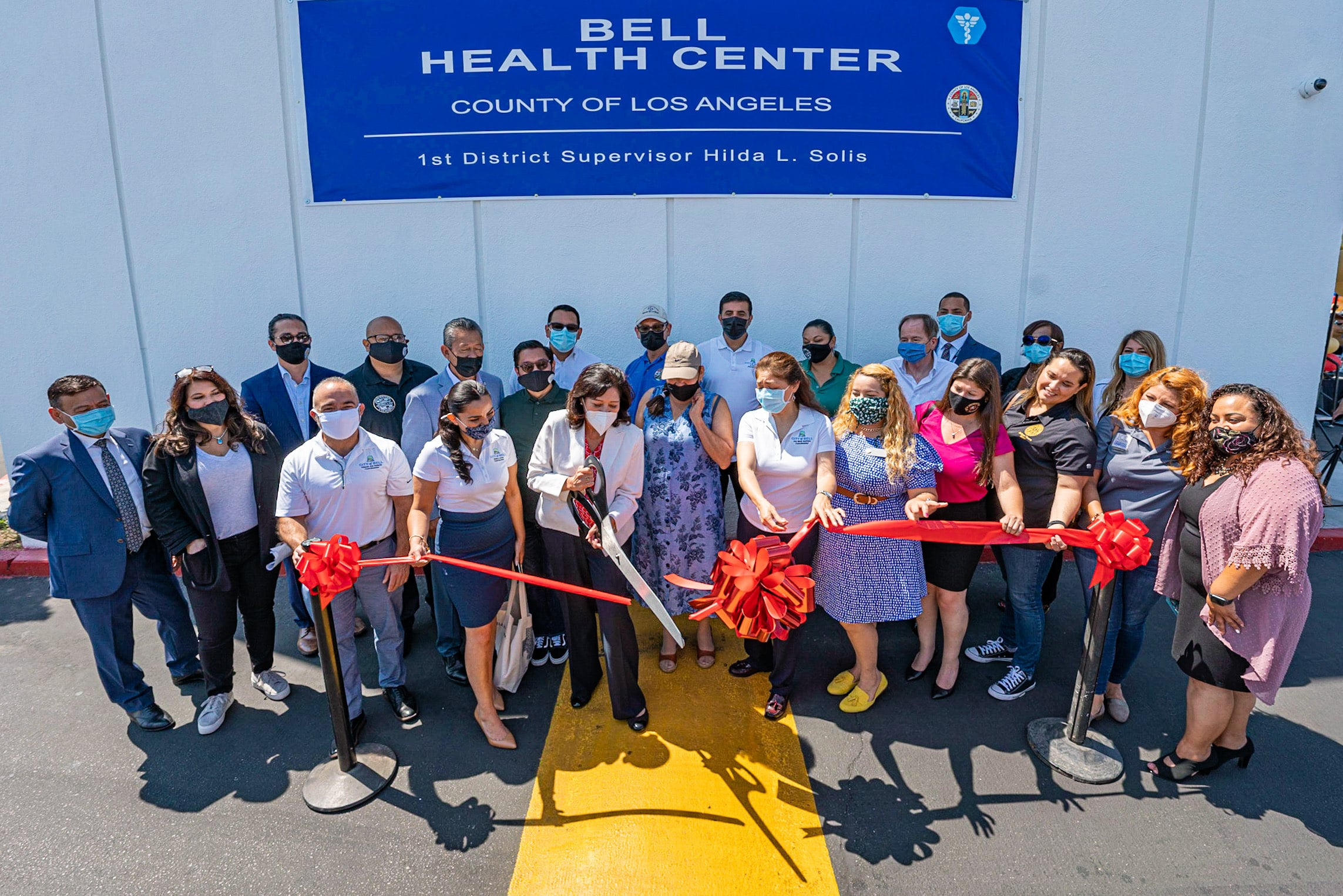Bell Health Clinic Grand Opening