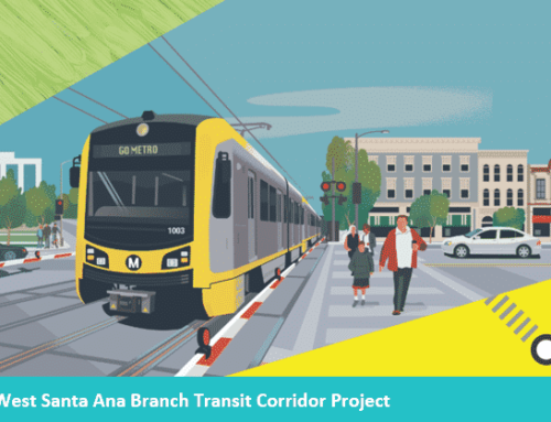 Chair Hilda L. Solis' Statement on Metro's Release of the West Santa Ana Draft EIS/EIR and Upcoming Public Comment Period