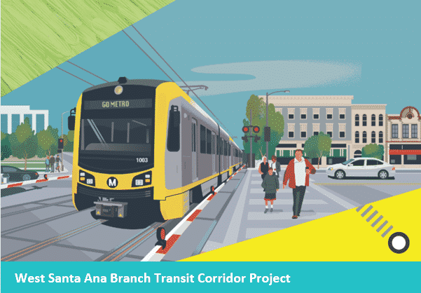 West Santa Ana Branch Transit Corridor Project