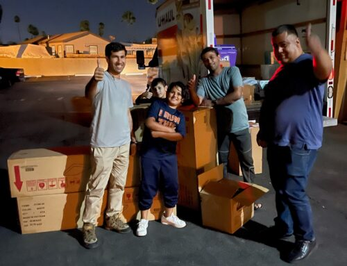 Continued Efforts to Support Newly-Arrived Families from Afghanistan