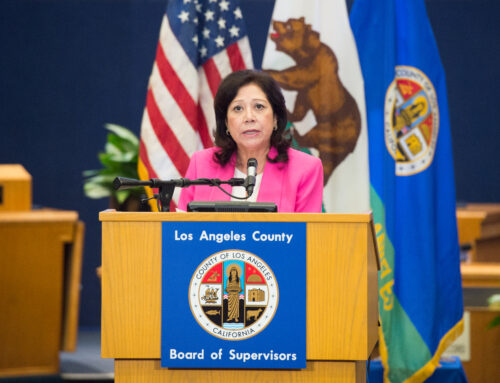 Chair Solis' Statement on the passage of the 2021-22 Supplemental Budget
