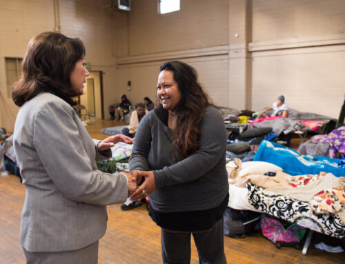 Chair Solis' Statement on LA County Shelter Crisis Declaration